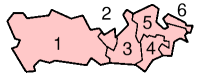 Berkshire's Districts