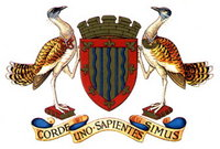 Cambridgeshire's Coat of Arms