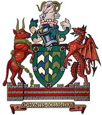 Cumbria's Coat of Arms