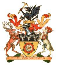Derbyshire's Coat of Arms