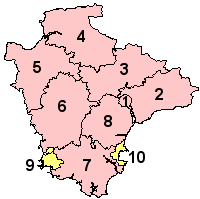 Devon's Districts