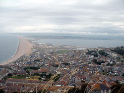 Fortuneswell and Chesil Beach
