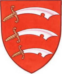 Essex's Coat of Arms