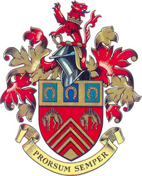 Gloucestershire's Coat of Arms