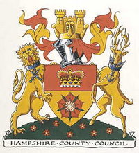 Hampshire's Coat of Arms