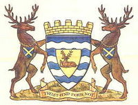Hertfordshire's Coat of Arms