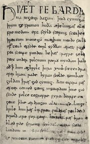 Beowulf is one of the oldest surviving epic poems in what is identifiable as a form of the English language.