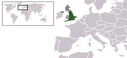 England Location