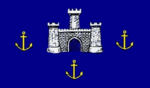 Isle of Wight's Flag