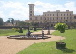 Osborne House and its magnificent grounds are now open to the public