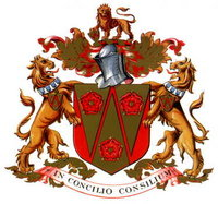 Lancashire's Coat of Arms