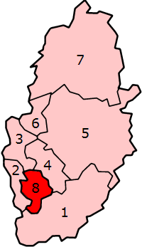 Nottinghamshire, England's Cities, Towns, Villages and Settlements